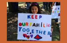 Keep Families Together Orange